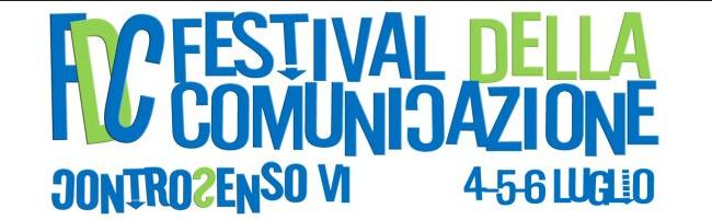 """Al via la VI edizione del Festival della Comunicazione """"ControSenso"""""""