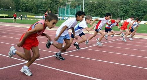 Successo per il 6° Baby Meeting di atletica leggera