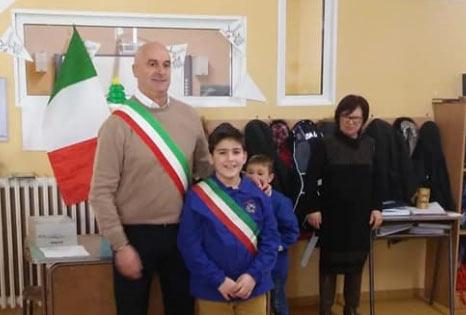 """Eletto il """"baby sindaco"""" del Comune di Sante Marie"""