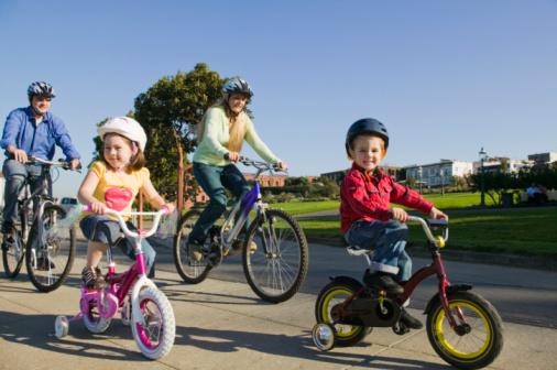 """Perfettamente riuscita la manifestazione """"Bimbi..bici giornata della bicicletta"""""""
