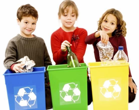 La Tekneko: pillole ambientali per la corretta gestione dei rifiuti agli alunni di via delle Industrie