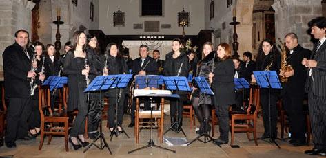 In programma due concerti di Natale della banda musicale di Trasacco