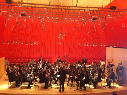 Concerto di Fine Anno Città di Avezzano 2016