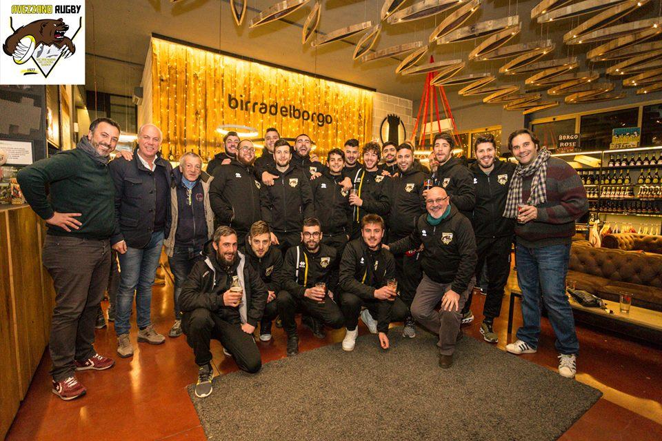 Avezzano Rugby, la prima squadra va a Frascati e l'Under 18 si gioca lo scontro salvezza a Roma