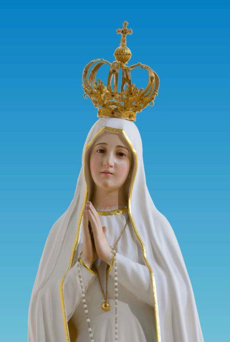 In arrivo ad Avezzano la statua della Vergine di Fatima