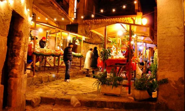 Il Borgo di Natale aCastronovo Valle Roveto