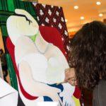"""Un'estemporanea di pittura per gli anziani ospiti della """"Residenza Lycia"""""""