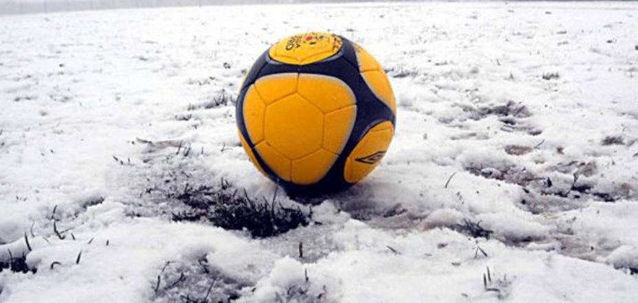 Neve: Castelfidardo – Avezzano partita rinviata per impraticabilità del campo