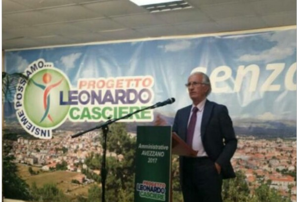 """Casciere: """"A seguito del rifiuto di Di Pangrazio e l'indisponibilità di altri candidati, il confronto del 14 maggio non ci sarà"""""""