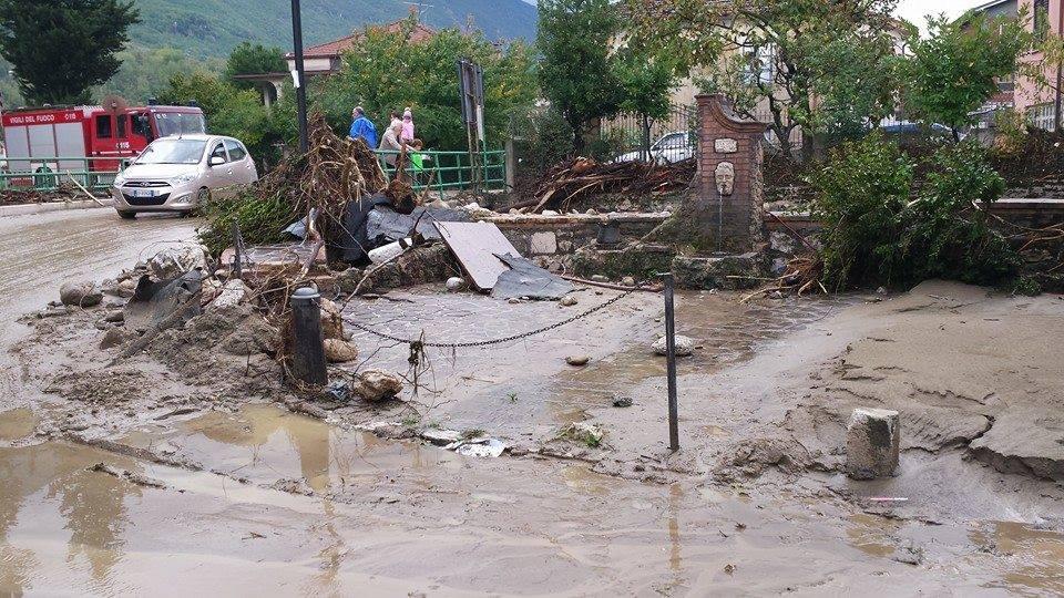 Fondi ai Comuni colpiti da maltempo, Iampieri (FI) chiede di accelerare i tempi