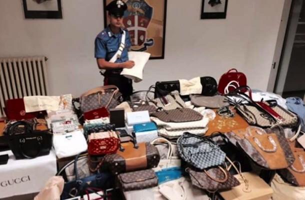 Abusivismo commerciale: controlli a tappeto dei Carabinieri