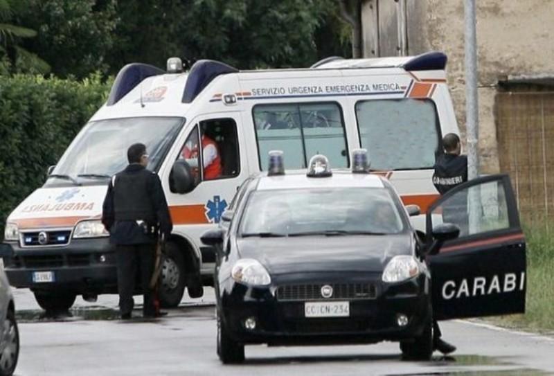 Frontale a Castellafiume, due feriti gravi. Si tratta di un 94enne e di don Francesco Turrino