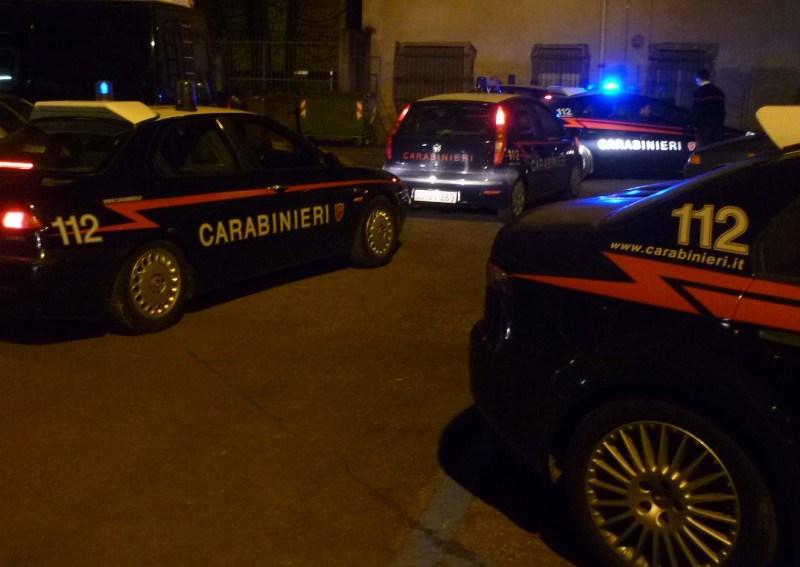 Operazione antidroga di carabinieri e forestali, 14 arresti
