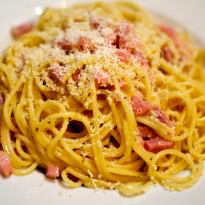 #Carbonaraday, Il Casale di Aielli propone il piatto a due euro