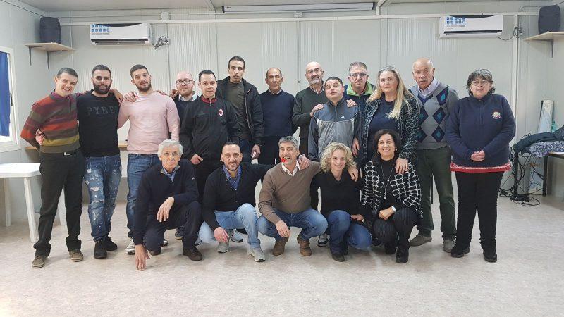 """I detenuti del carcere di Avezzano al teatro di Civitella con """"La Fortuna con l'effe maiuscola"""""""