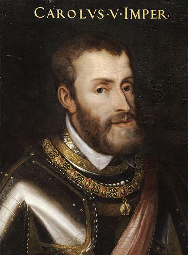 La Marsica al tempo dell'imperatore CARLO V D'ASBURGO