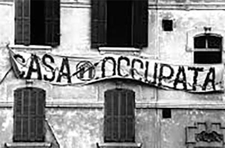"""Casa occupata abusivamente, FN: """"Immobilismo dalle istituzioni"""""""