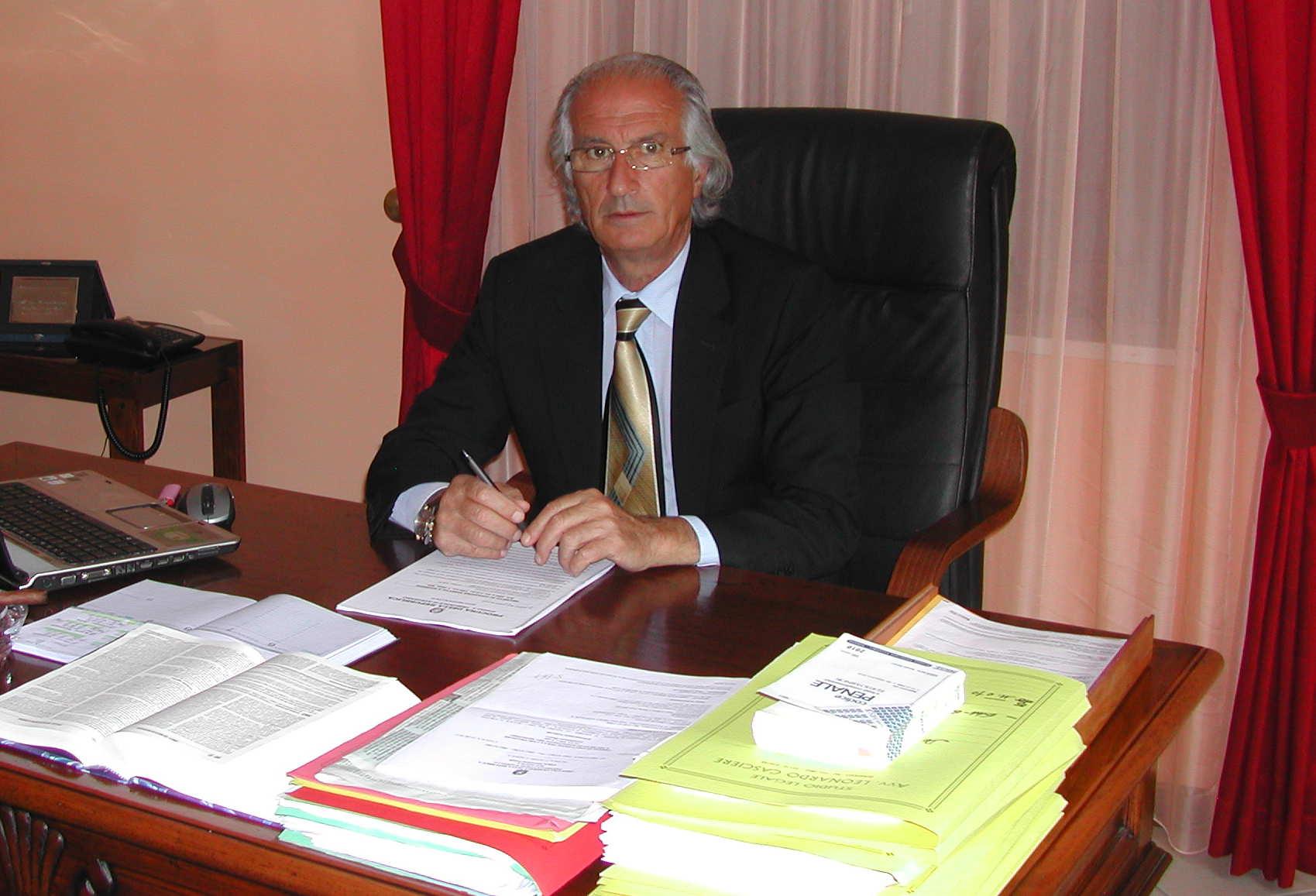L'avvocato Leonardo Casciere si candida a Sindaco di Avezzano