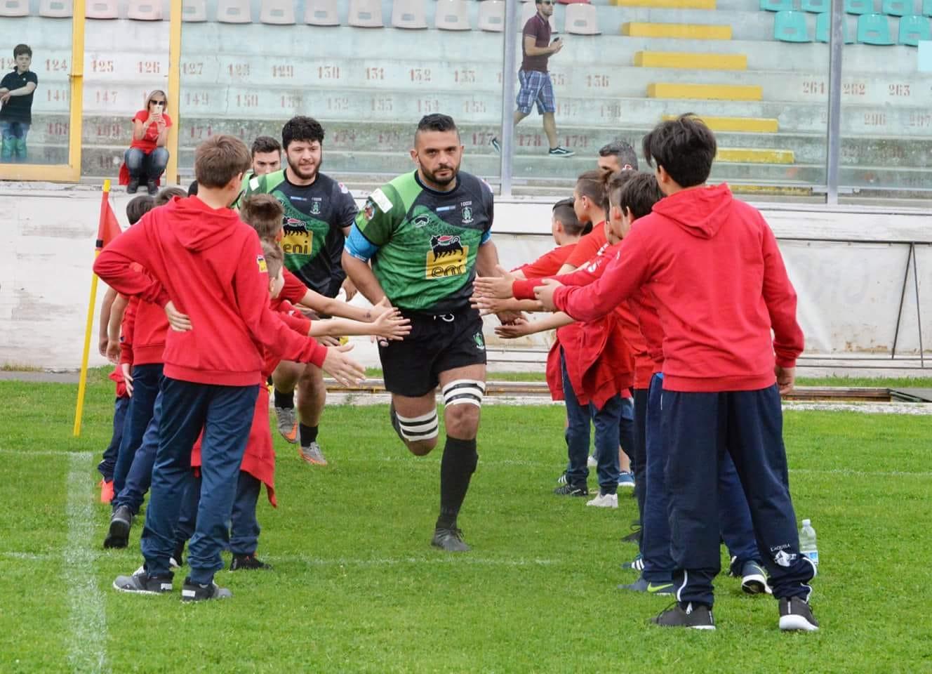 Avezzano Rugby, Carlo Cerasoli vestirà la prossima stagione la maglia giallonera