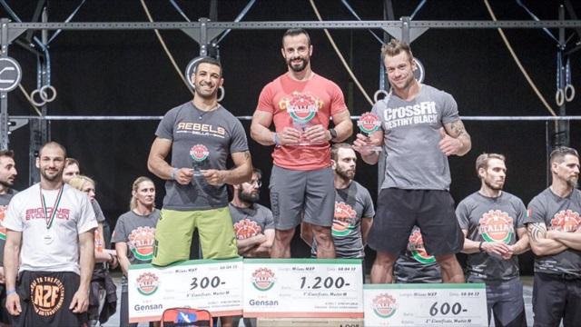 Crossfit, Francesco Sorge vince la gara più importante d'Europa a Busto Arsizio