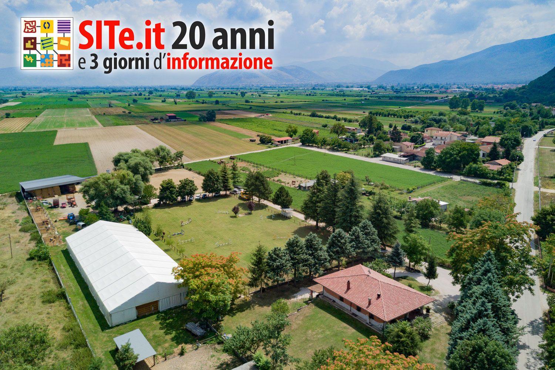 """Al via """"SITe.it, 20 anni e tre giorni d'informazione"""", seminari, arte, cultura e degustazioni nella prima giornata del Festival"""