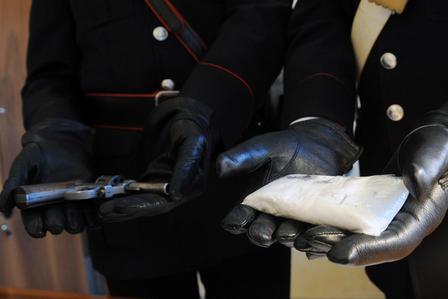 Cocaina in garage, marocchini condannati ad Avezzano