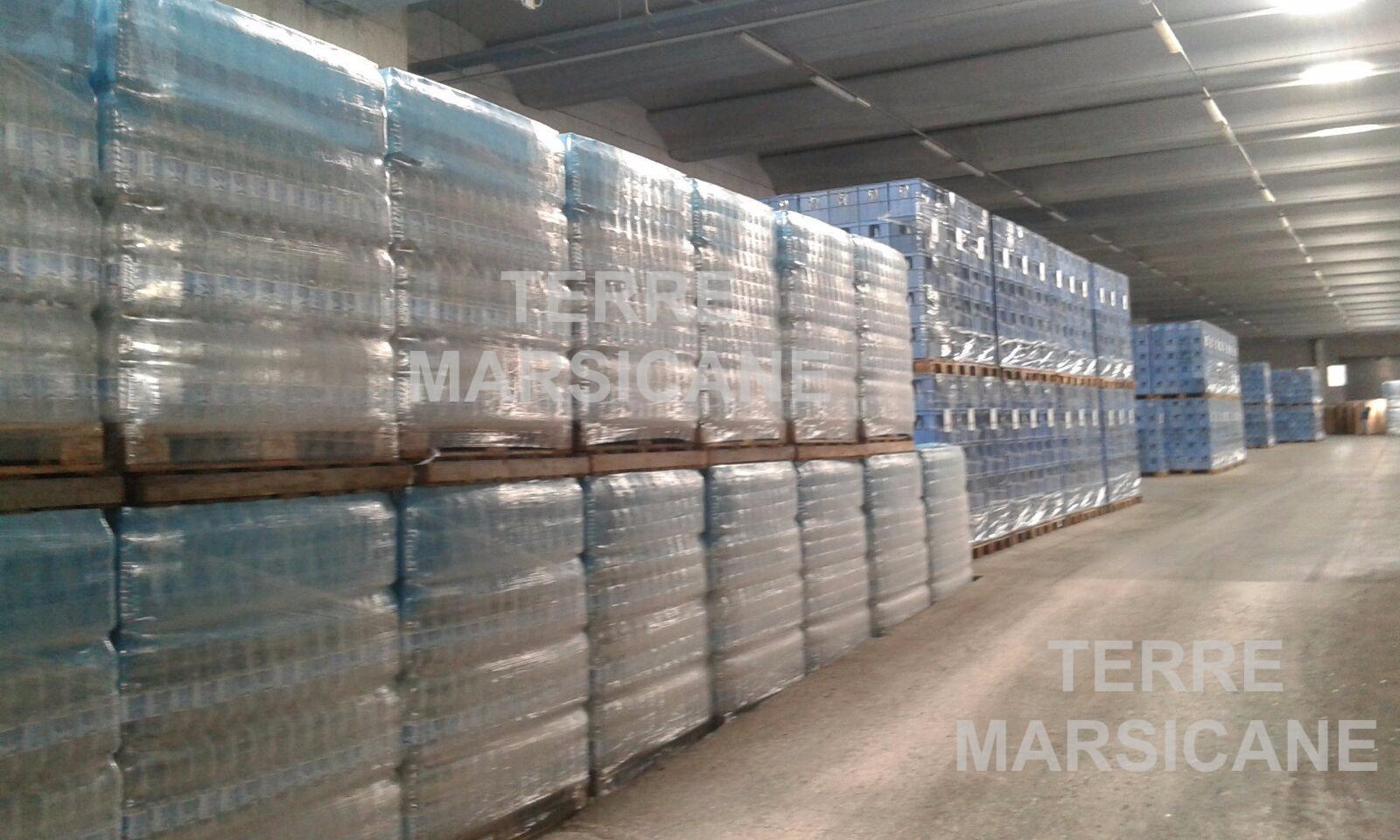 Santa Croce, le bottiglie sono 6 milioni. Termina oggi il sequestro di oltre 4milioni di euro