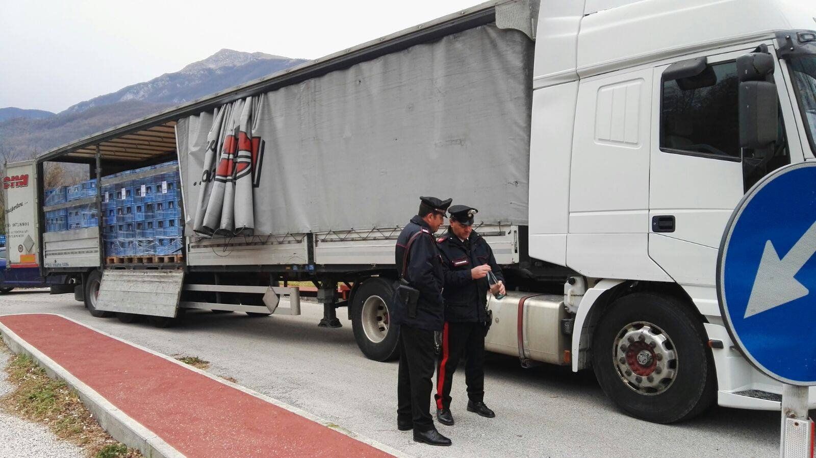 Violazione di sigilli, Colella denunciato dai carabinieri