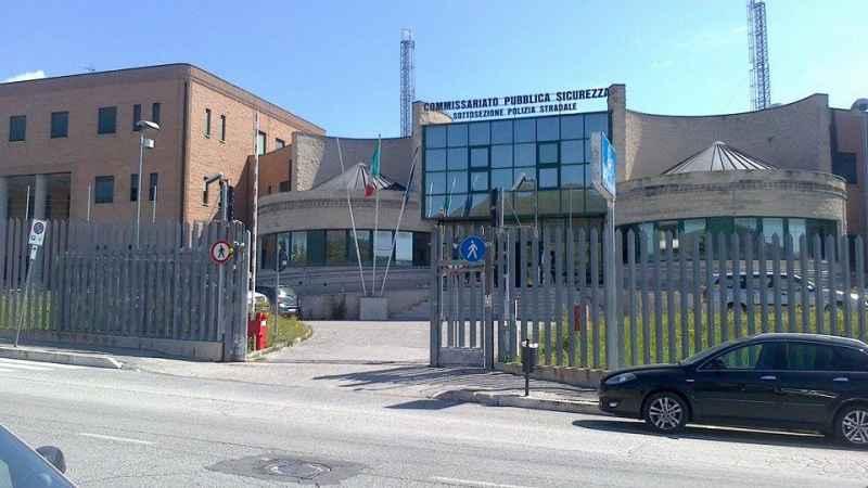 Ex casa di riposo San Giuseppe tornata ricovero per sbandati, un arresto