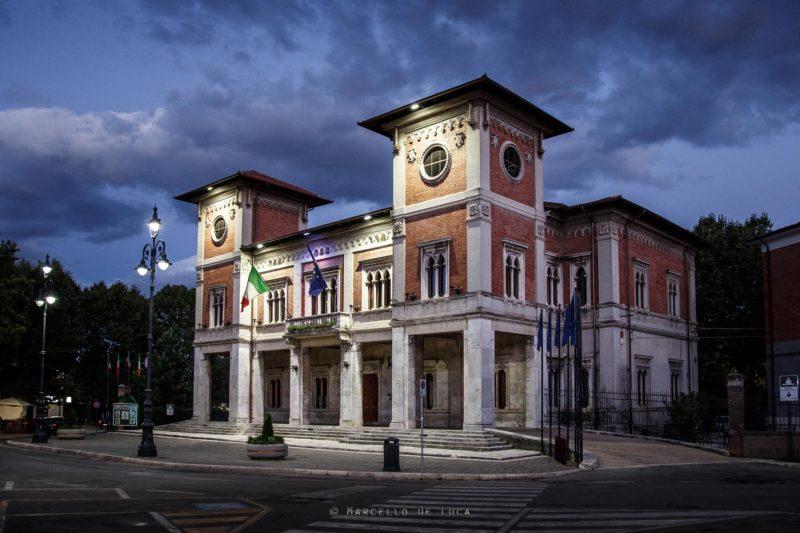 Avezzano: l'Udc ufficializza patto con De Angelis