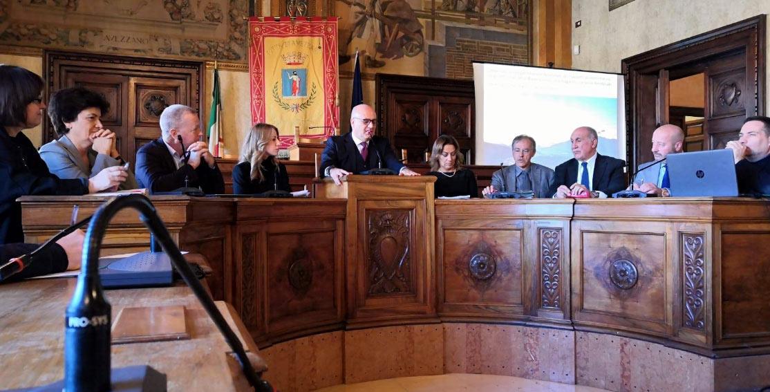 """Nuovo PRG. De Angelis, """"larga partecipazione e massima trasparenza"""""""