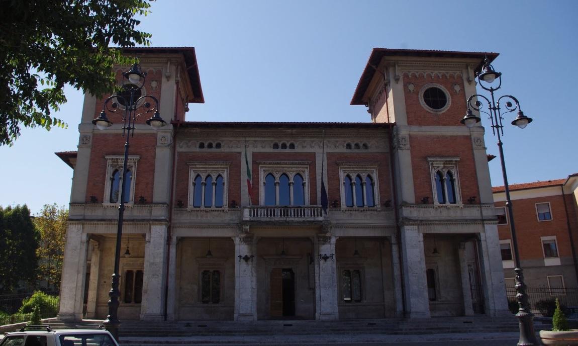 Contributo per gli interventi strutturali di edifici privati, avviso del Comune di Avezzano