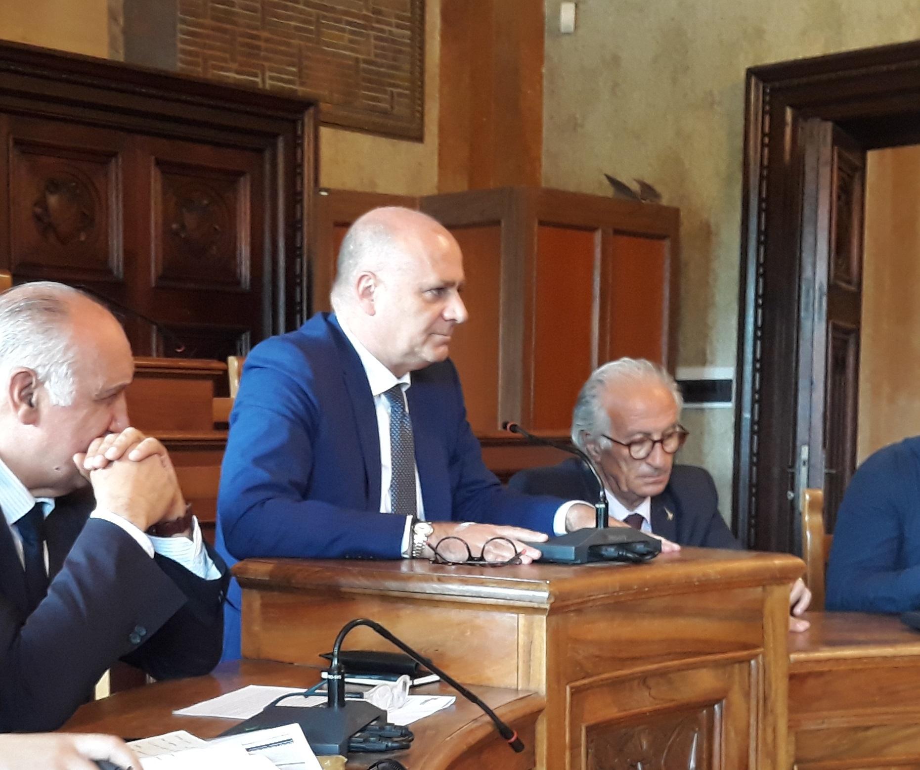 Consiglio comunale, varato l'Urban Center e approvata la convenzione tra Comune e TUA