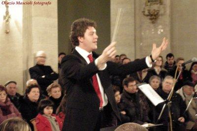 Concerto dell'Orchestra di Fiati dei Leoncini d'Abruzzo in onore di Santa Cecilia