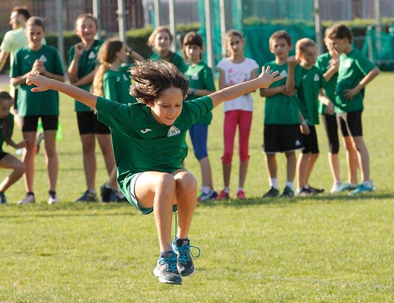 1° Palio di atletica leggera ad Avezzano