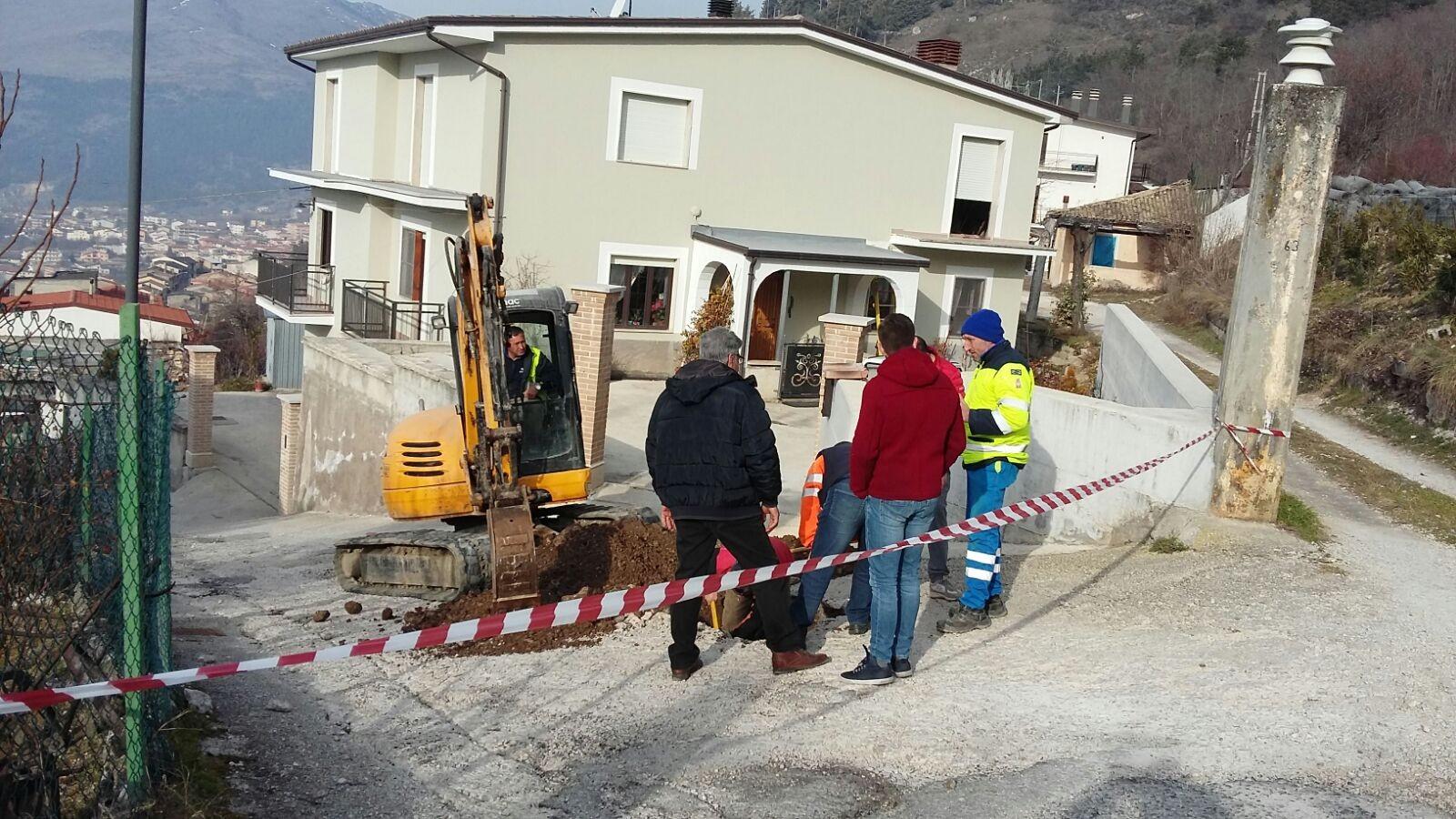 Celano, ripartono i lavori pubblici. Al via la riqualificazione del quartiere Coste Aia