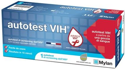 Aids, presentato il nuovo autotest raccomandato dall'Oms