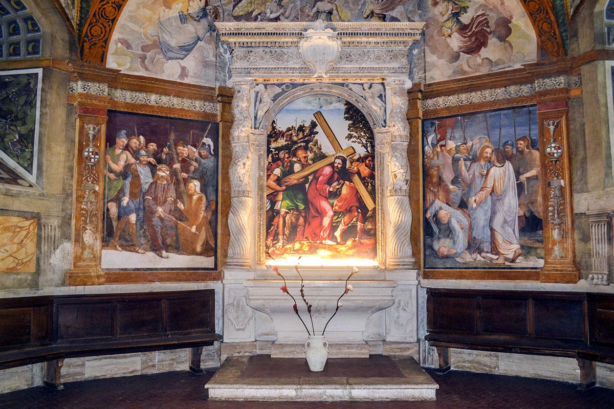 Le meraviglie della Chiesa S. Maria In Valleverde di Celano protagoniste delle mattinate del FAI