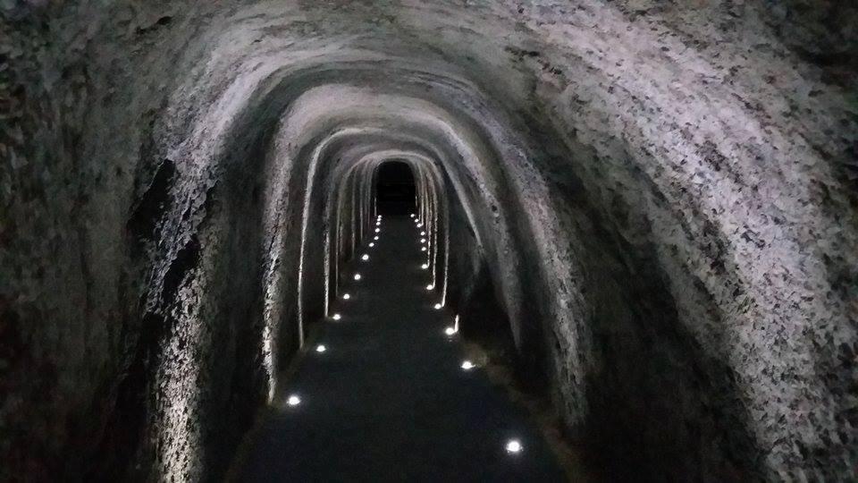 I cunicoli di Claudio e il sito archeologico di Alba Fucens stregano centinaia di visitatori