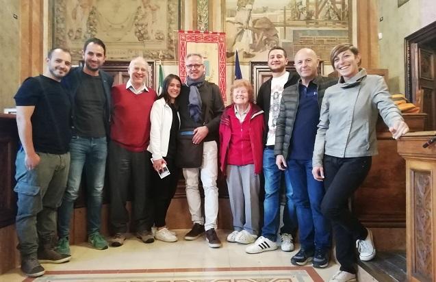 Cunicoli di Claudio, gli Assessori Di Stefano e Presutti incontrano il Professore tedesco Lothar Weis