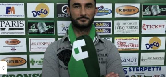 Ufficiale, Gianni Paris cede la proprietà dell'Avezzano Calcio a Luciano D'Alessandro