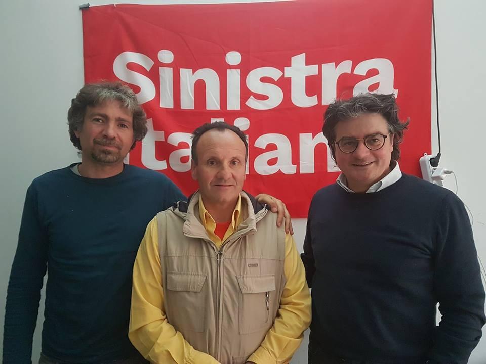 Daniele Iacutone eletto Segretario Provinciale di Sinistra Italiana