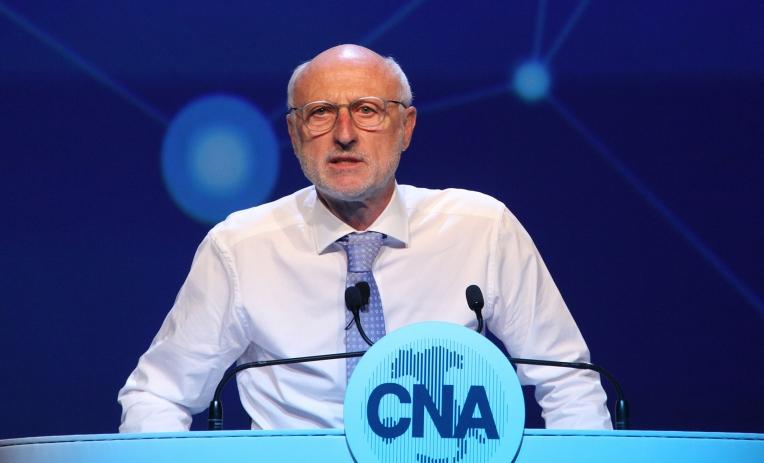 CNA, Daniele Vaccarino incontra ad Avezzano i dirigenti abruzzesi dell'Associazione e i rappresentanti istituzionali