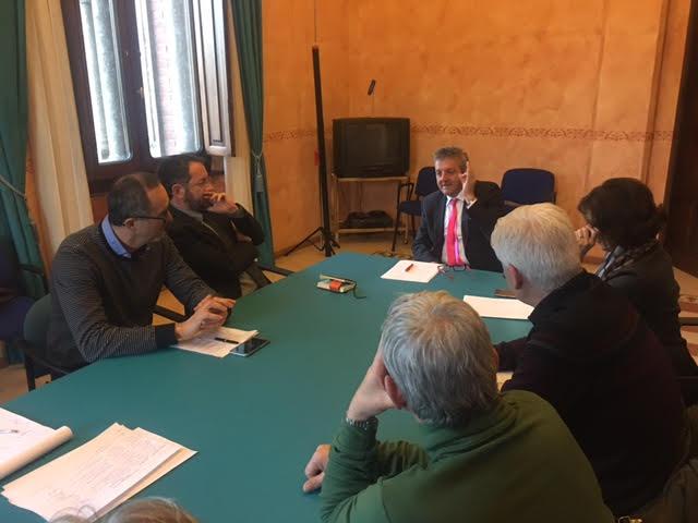 """Sicurezza sismica e rigenerazione urbana della Marsica, il sindaco Di Pangrazio: """"Già operativo il gruppo di lavoro"""""""
