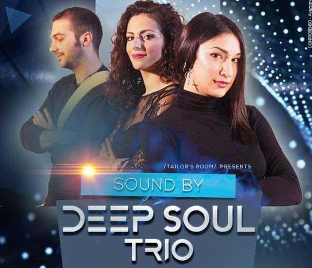 "Continua l'""estate Ovindolese"" sul palco i ""Deep Soul Trio"""