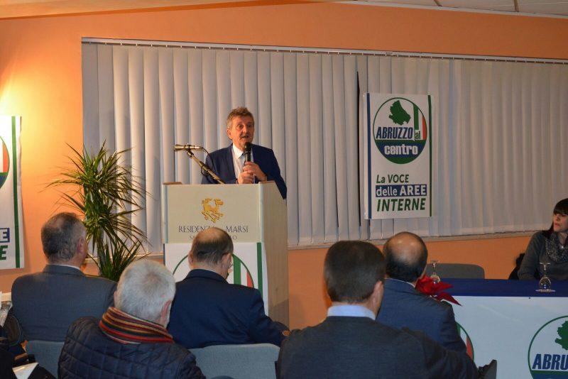 Nasce 'Abruzzo al Centro', sarà la voce delle aree interne