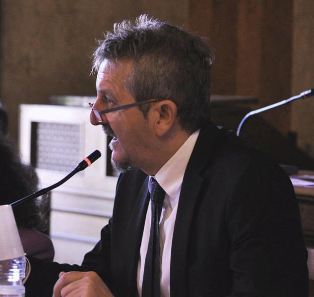 """Giovanni Di Pangrazio: """" Solidarietà al sindaco Maurizio Di Marco Testa"""""""