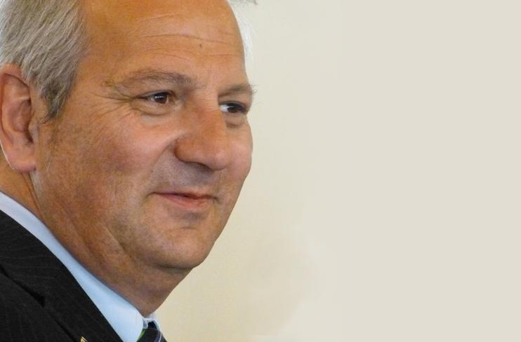 Giuseppe Di Pangrazio è il nuovo presidente dell'AICCRE