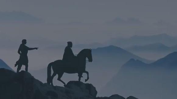 """Straordinaria partecipazione alla proiezione del documentario storico """"La Battaglia di Tagliacozzo"""""""