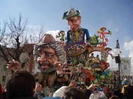 Torna a Luco Dei Marsi la celebre sfilata dei carri allegorici del Carnevale Marsicano!